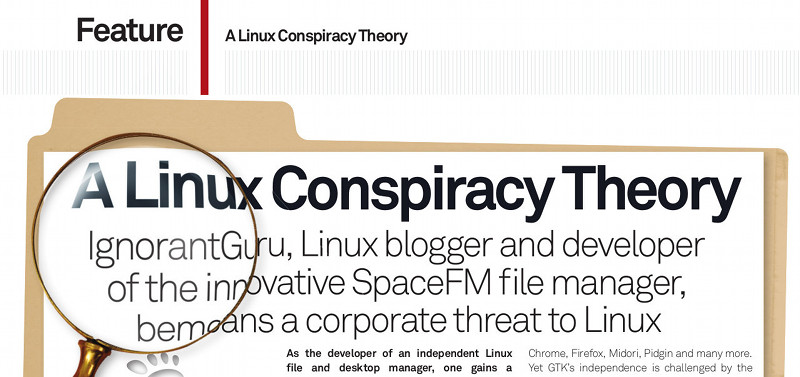 Linux User & Developer Issue #122 on sale January 17th