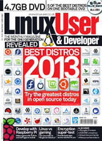 Issue #122 January 17, 2012 Linux User & Developer magazine